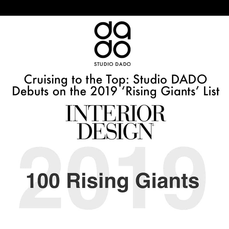 Cruising To The Top Studio Dado Debuts On The 2010 Rising Giants List Studio Dado